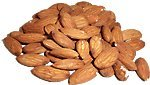 Raw Organic Sproutable Almonds - 2.5 lb