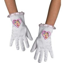 Disney Princess Gloves Costumes (Disney Princess Short Gloves, Beaded Fringe)