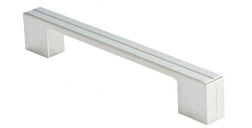 BN9203-1BPN-P BERENSON Kitchen Cabinet Handle 160MM Pull Brushed