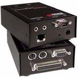 Rose Electronics CrystalView CAT5 Mini Dual KVM Extender (CRK-M2P/AUD)