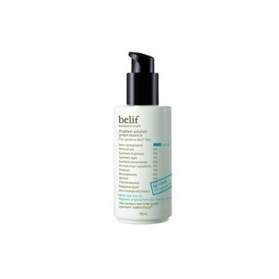 belif problème Solution verte Essence (50ml, une peau sujette à l'acné légère) par Beautyshop