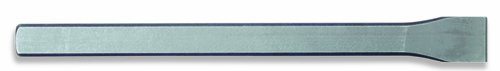 Bon 11-205 12-Inch by 7/8-Inch High Carbon Steel Flat Brick Chisel