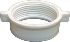 - NATIONAL BRAND ALTERNATIVE GIDDS-61605 Pvc Slip Joint Nut 1-1/2