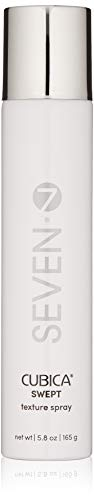Texture Hair Care Products - Seven Cubica Swept Texture Spray, Retail, 5.8 oz