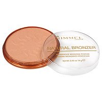Rimmel Natural Bronzer, Sunshine, .49 oz Pack of 2 ()
