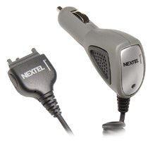 Nextel Motorola OEM Original Nextel Rapid Car Charger Compatible With i205, i305, i530, i730, i736, i830 Falcon, i205, i215, i265, i275, i315, i325, i355, i450, i560, i580, i605, i615, i670, i710, i736, Nascar cup Series, i760, 833, i836, i850, i860, i870, i880, i920, i930 Cell Phones, NEW In Package!