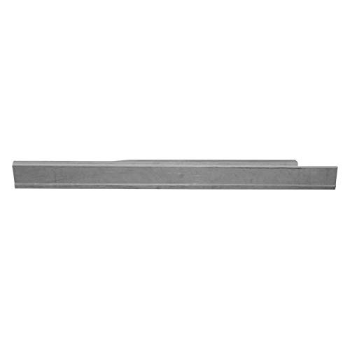 Replacement Front Passenger Side Slip-On Style Rocker Panel Fits Ford F-150 Heritage: SuperCab