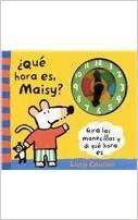 Que Hora Es, Maisy? por Lucy Cousins epub