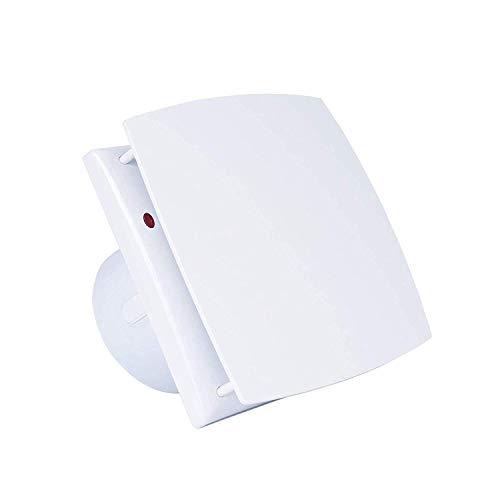 Bewox 6 Inch Toilet Bathroom Extractor Fan Window Wall Ceiling Ventilation Exchaust Fan 250m³/h