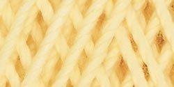 Bulk Buy: Aunt Lydia's Fashion Crochet Cotton Crochet Thread Size 3 (3-Pack) Maize 182-423