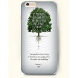 """Price comparison product image tree 002 Phone Case [Customizable by Buyers] [Create Your Own Phone Case] Slim Fitted Hard Protector Cover for iPhone 6 4.7"""""""
