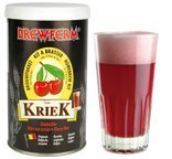 Brewferm Kriek(Cherry Beer)(2.6Gall) by Brewferm - Kriek Beer