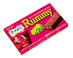 Lotte Rummy 2bars Chocolate Rum Raisin Including 10boxes
