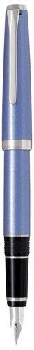 Pilot Metal Falcon Collection Fountain Pen, Sapphire Barrel, Fine Nib (60571) by Pilot Pen Corporation of America [並行輸入品] B002Y2LHDQ