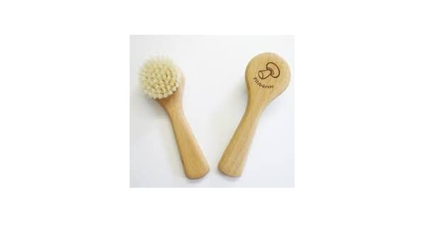 Full Circle 2 in 1 Mushroom Cleaning Brush The Fun Guy White FC18143W One Size