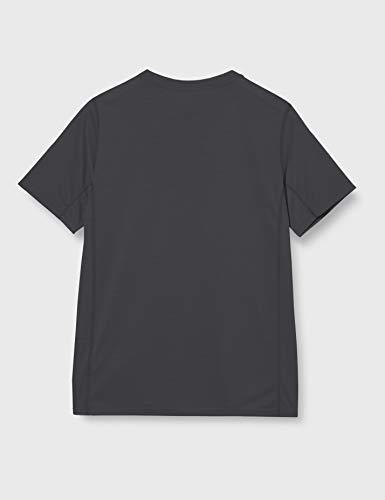 Nike Dri-Fit Swoosh Jr Black T-Shirt for Kids CJ7736-010 3