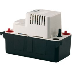 Little Giant 554405 Vcma-15 Series Condensate Pump, 7