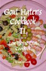 Gout Hater's Cookbook II Recipes for Low Purine Diets