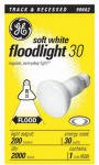 GE 30-Watt R-20 Reflector Light Bulb