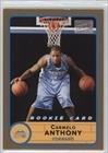 Carmelo Anthony (Basketball Card) 2003-04 Bazooka - [Base] - Gold #240