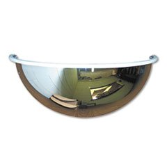 ** Half-Dome Convex Security Mirror, 18