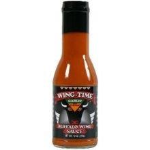 Wing Time Garlic (Wing Time Sauce Wing Buffalo Garlic)