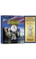 National Park Quarters Album with Coins por Whitman Publishing