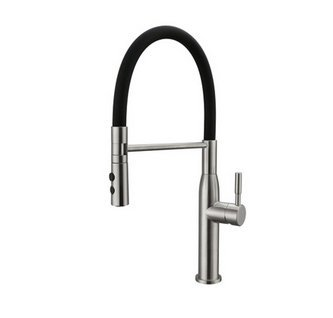 Diongrdk Kitchen Hot and Cold Mixing Outlet, Pull Type Faucet Hot and Cold Water Faucet