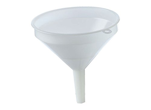 Brew Funnel Plastic - Funnel - 15 cm (6 in) - White Plastic