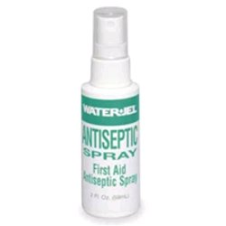 First Aid Antiseptic, Spray Bottle, 2 oz.