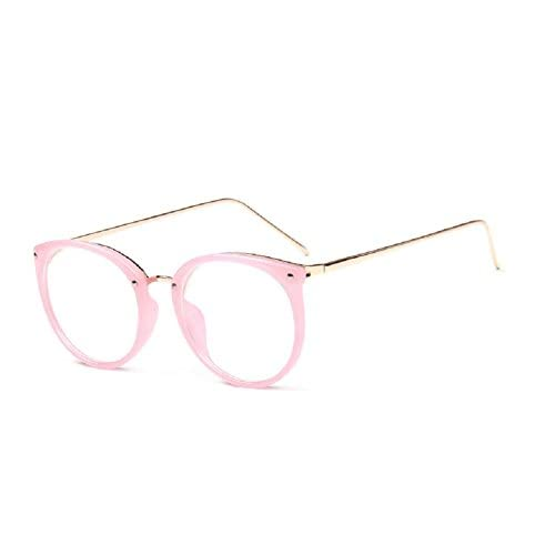 c6f6cc5d61 Embryform pierna pantalla gotas vasos traje retro gafas redondas de montura  de gafa de bastidor 2081