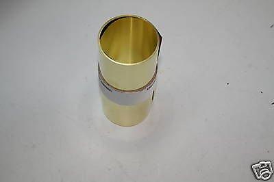 Brass Shim Stock .010