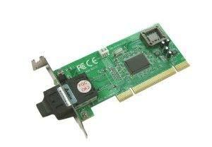 Tarjeta Red Fibra Optica 100 FX SC PCI.: Amazon.es ...