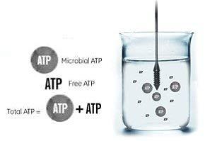 Bio Shield Tech Hygiena AquaSnap Total, for use with Hygiena luminometers, 100 per Box