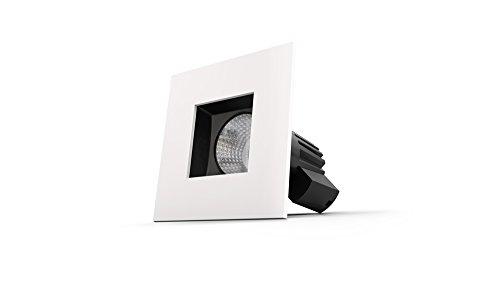 "Smartika EDGE LED Smart Recessed Light, Ceiling 4"", Squar..."