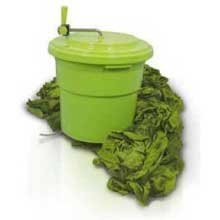 20 Liter/5 Gallon Large Commercial Salad Spinner