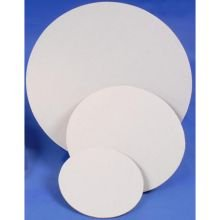 Boxit White with Grease Resistant Coating Cake Circle, 16 inch -- 100 per case.