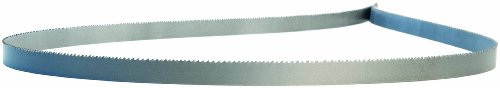Lenox Diemaster 2 Band Saw Blade, Bimetal, Regular Tooth, Wavy Set, Positive Rake, 64.5