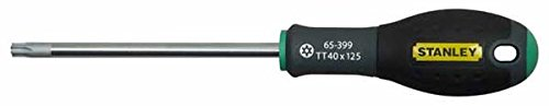 STANLEY 1-65-399 Destornillador FatMax torx tt40 x 125 mm