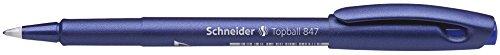 Schneider Topball 847 Blue 0.5 mm Disposable Rollerball Pen Photo #5