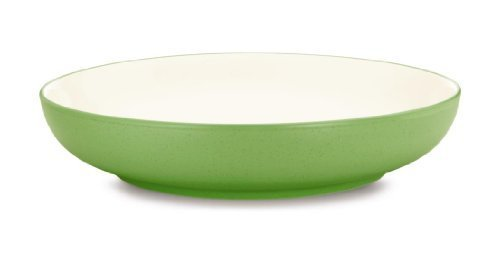 Noritake Colorwave Pasta Serving Bowl, Apple Green by (Colorwave Accent)