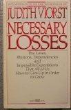 Necessary Losses, Judith Viorst, 0449132064