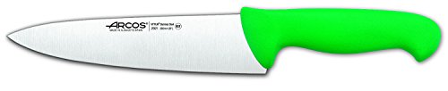 Arcos 2900 Range 8-Inch  Chef Knife, Green by ARCOS
