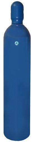 (Thoroughbred Empty Argon/CO2 Welding Gas Cylinder - #4, Model#)