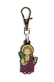 Little Drops of Water My First Saints Charm St. Lucy