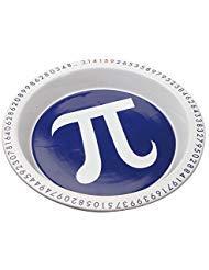 The Pi Dish - Stoneware Funny Pie -
