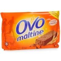 Ovomaltine Barres Chocolatées 100g