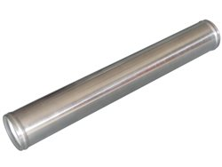 CXRacing 2.5 Inch OD Universal Aluminum Straight pipe 18 Inch Length by CXRacing
