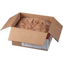 Price comparison product image Tyson Homestyle Pepper Breaded Boneless Chicken Wings,  Breast Meat Chunks,  Fully Cooked,  5 Pound -- 2 per case.