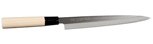 Stainless Steel Sushi Sashimi Knife (Carbon Steel Sushi Knife compare prices)